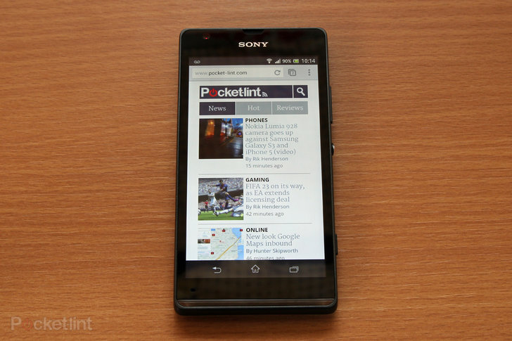 Sony Xperia SP review