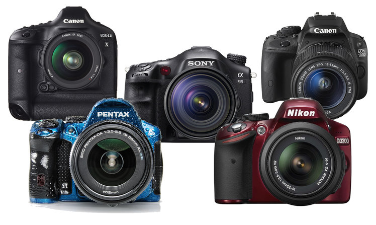 Best DSLR cameras 2018: The best interchangeable lens cameras available to buy today
