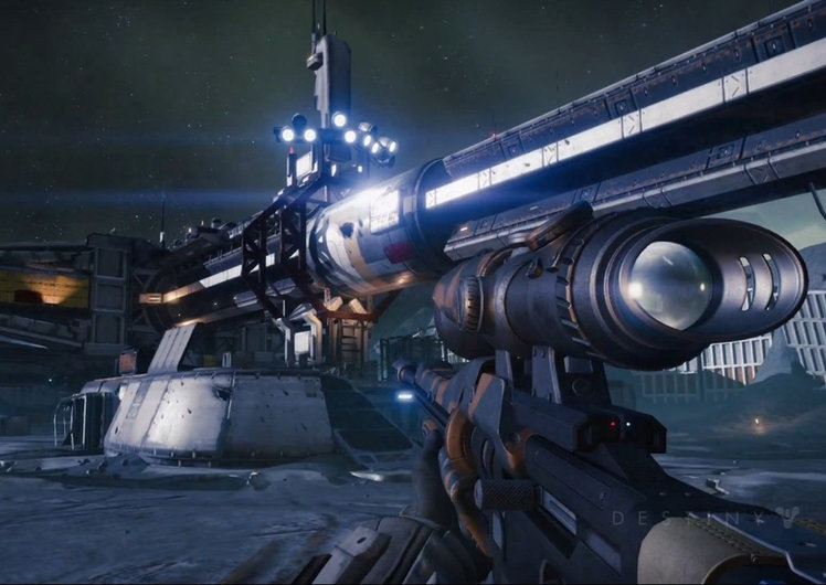 Pre-order Destiny for PS4 and