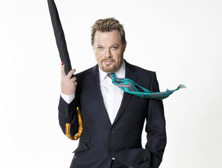 Eddie Izzard talks tech,