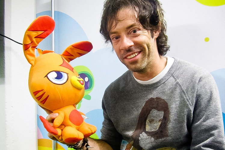 Moshi Monsters' Michael Acton