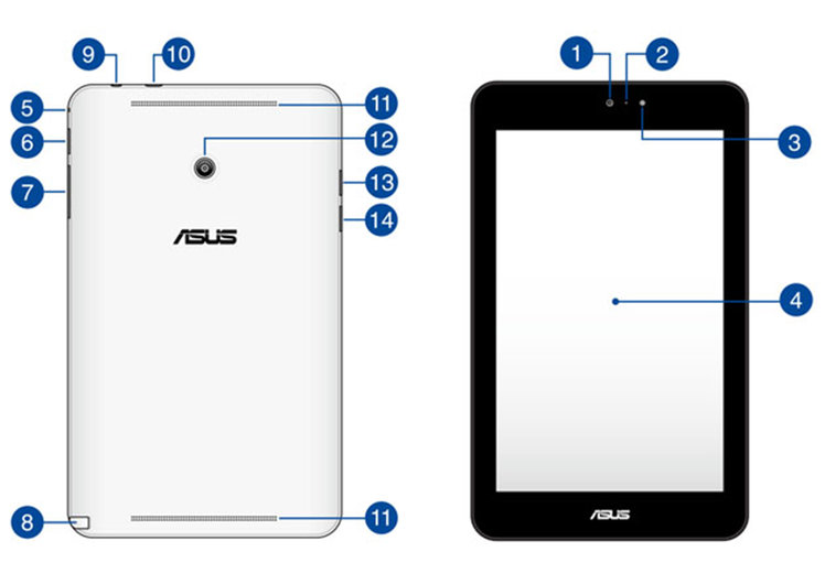 Asus VivoTab Note 8 manual