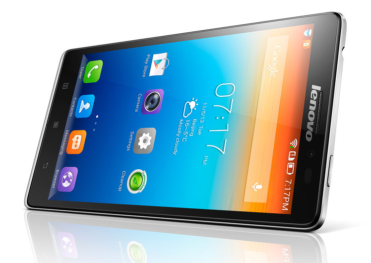 Lenovo Vibe Z, its first LTE