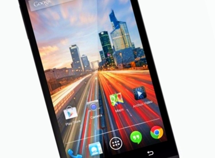 Archos 45 and 50 Helium 4G LTE