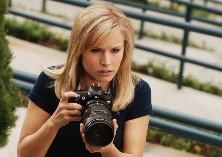 Veronica Mars trailer is here