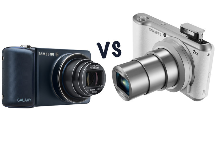 Samsung Galaxy Camera 2 vs