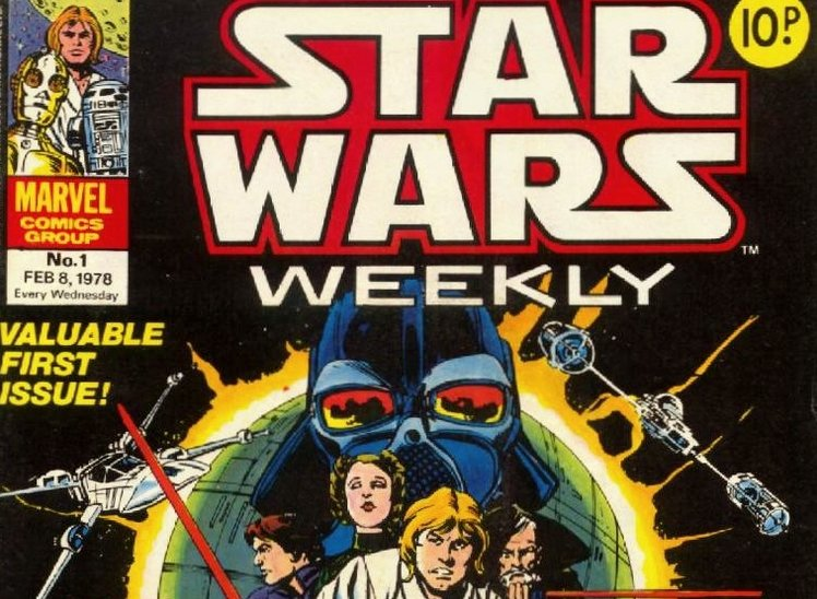 Marvel to publish Star Wars