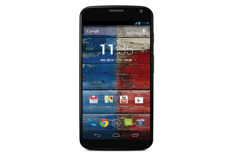 Motorola Moto X: Where can I