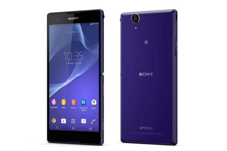 Sony Xperia T2 Ultra and T2