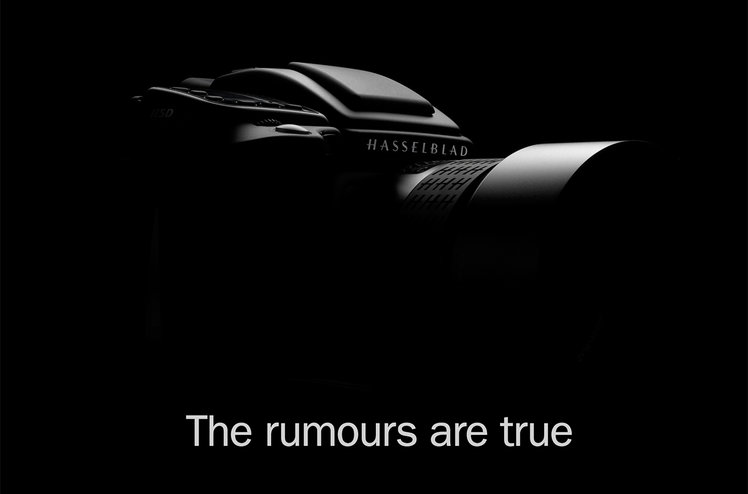 Hasselblad reveals first