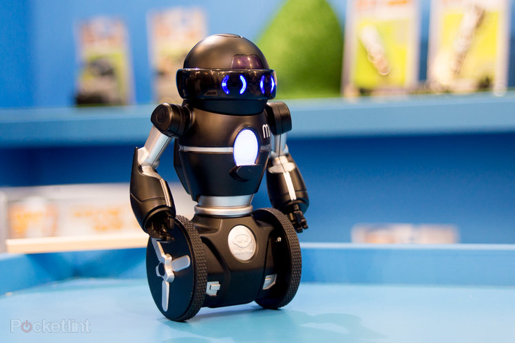 Hands-on: WowWee MiP balancing