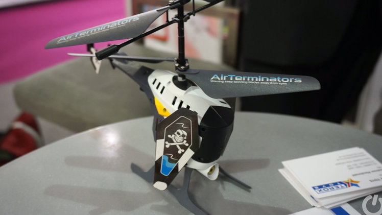 AirTerminators RC helicopters
