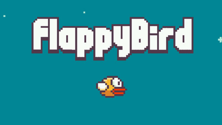 Flappy Bird will fly off,