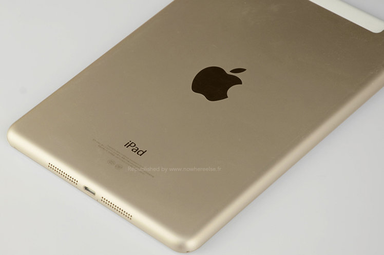 Apple could introduce gold