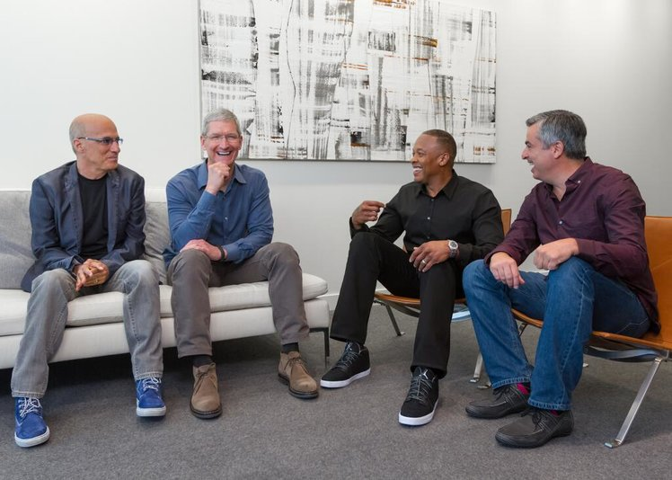 Apple plans to relaunch Beats