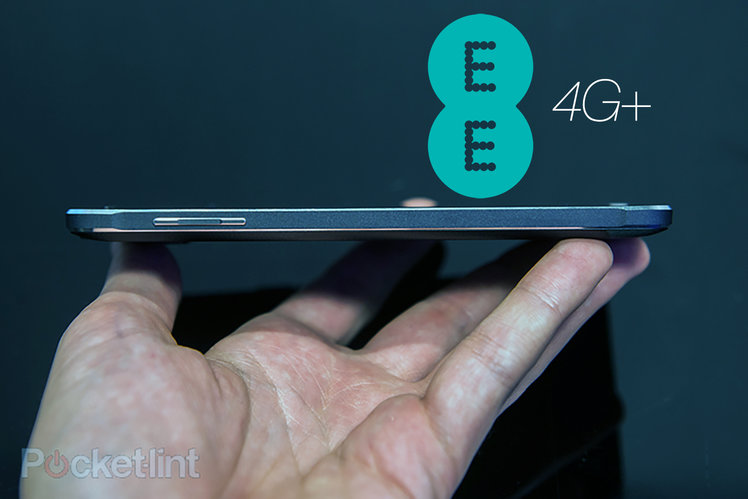 EE launches 4G+ service in