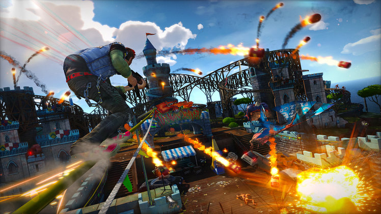Sunset Overdrive review: Frat