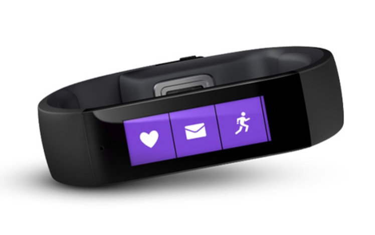Microsoft Band announced with