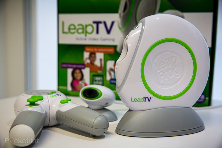 Why LeapFrog LeapTV games