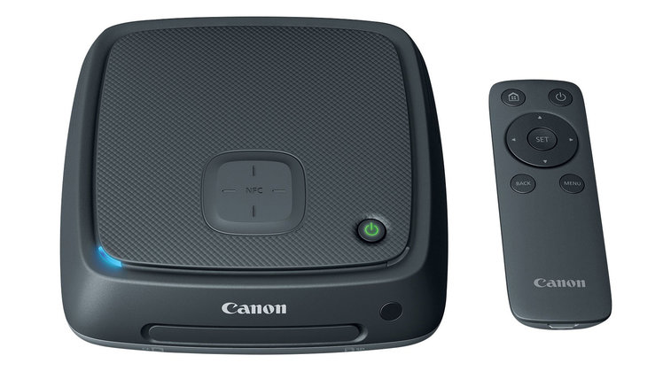 Canon Connect Station CS100 is