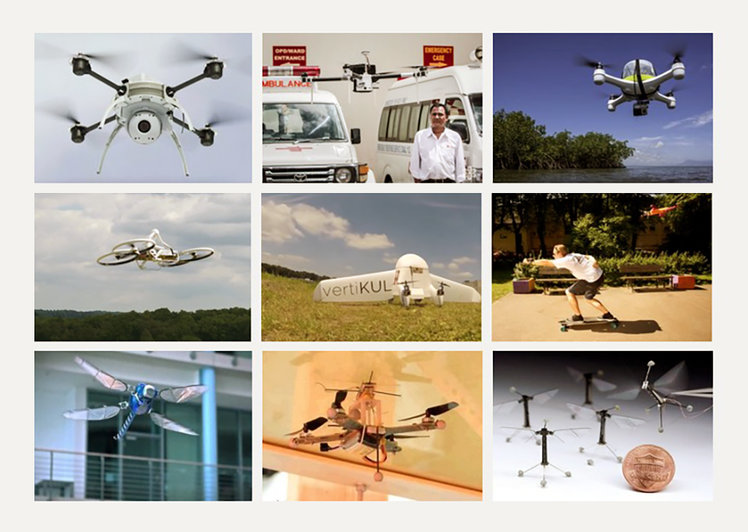 Drones for Good: 19 ways
