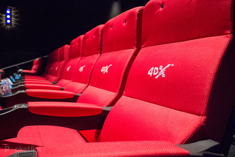 Forget 3D, 4DX is the future