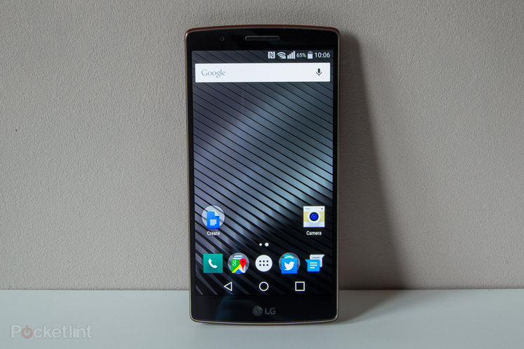 LG G Flex 2 review: Is curved