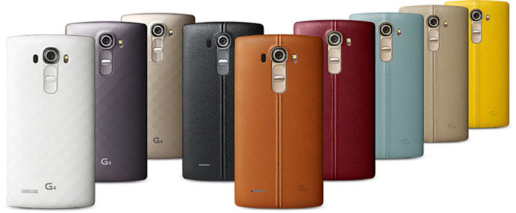LG G4: What's the story so