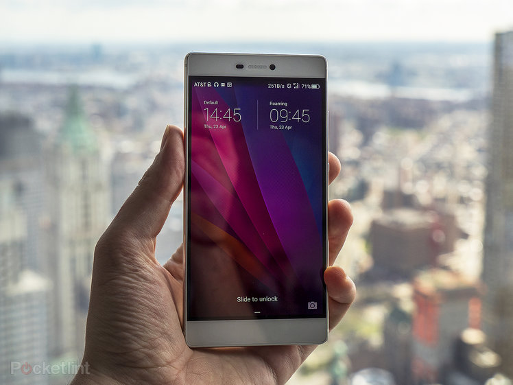 Huawei P8 review: Slighted by