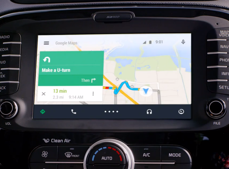 Android Auto: How does it work