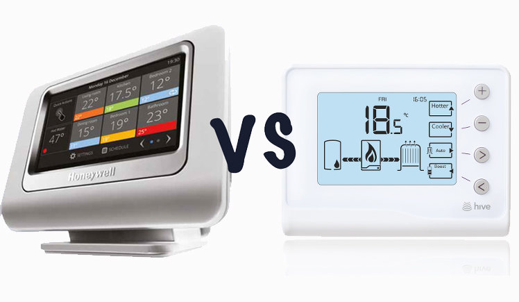 Honeywell Evohome vs British Gas Hive Active Heating: What's the difference?