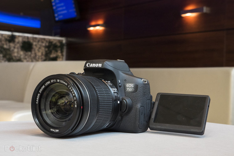 Canon EOS 750D review: Revered