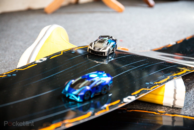 Anki Overdrive preview: New