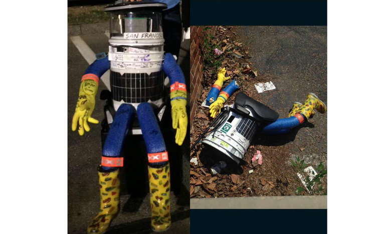 What is HitchBOT and why was