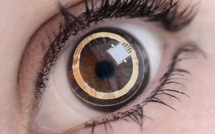 Smart contact lenses: What's