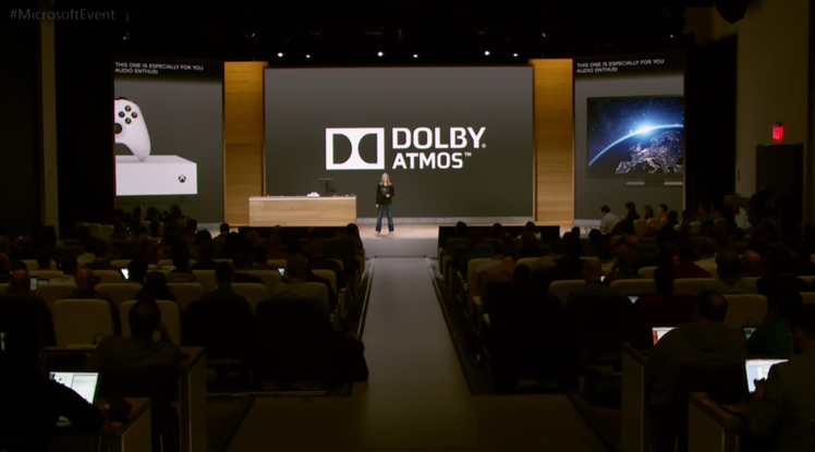 Microsoft introduces Dolby