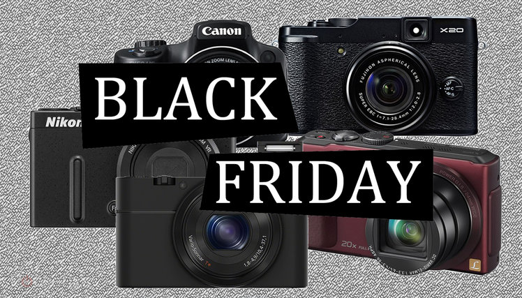 Best camera deals for Cyber Monday and Black Friday: DSLR, compact, mirrorless and action cam bargains