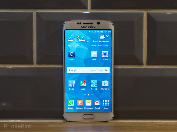 Samsung Galaxy S6 edge review: