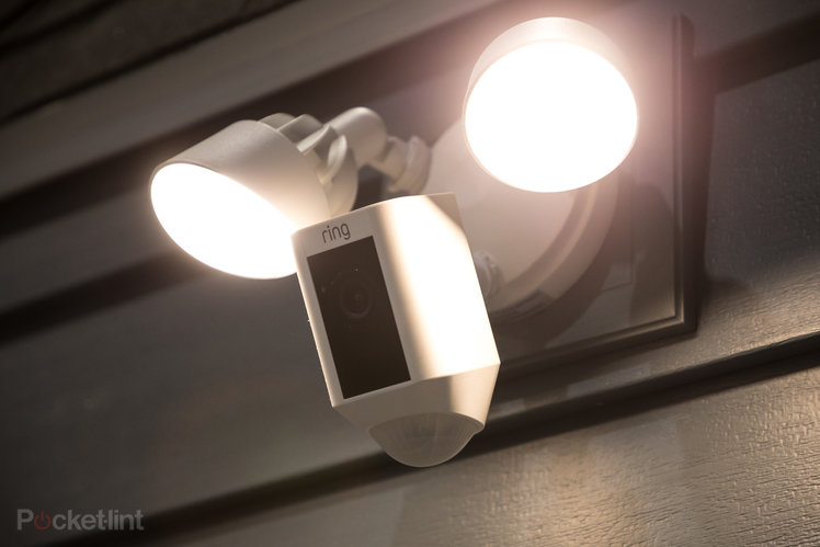 Ring Floodlight Cam preview: Smart, bright security system to scare intruders away
