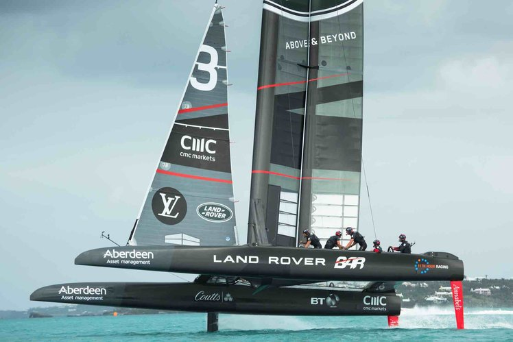 F1 on the water: How Ben Ainslie and Land Rover BAR plan to win the America's Cup