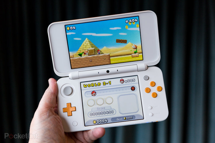 nintendo 2ds xl review a fitting finale to over a decade. Black Bedroom Furniture Sets. Home Design Ideas