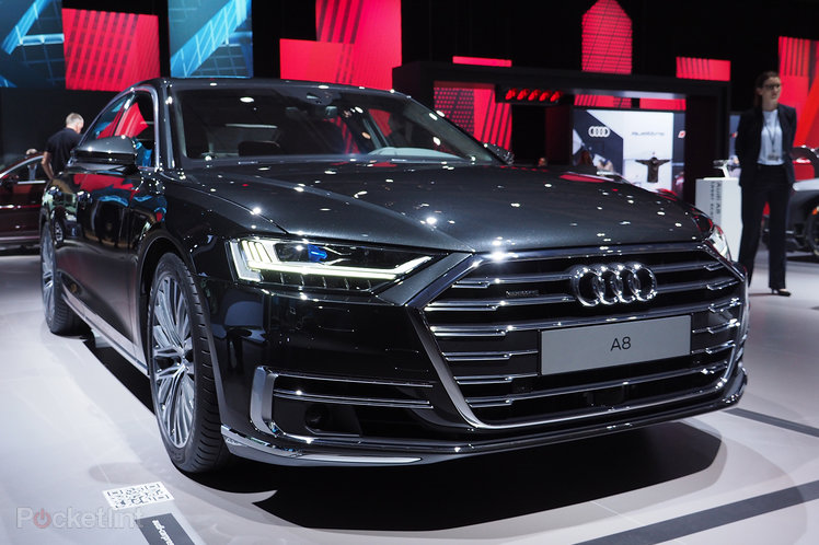 audi a8 2017 preview the sophisticated chauffeur pocket lint howldb. Black Bedroom Furniture Sets. Home Design Ideas