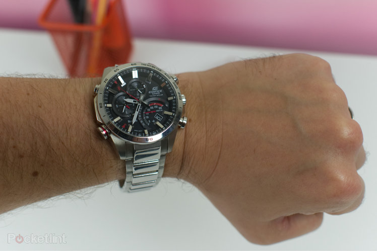 Casio Edifice EQB-501 hands-on: A modern, smart ...