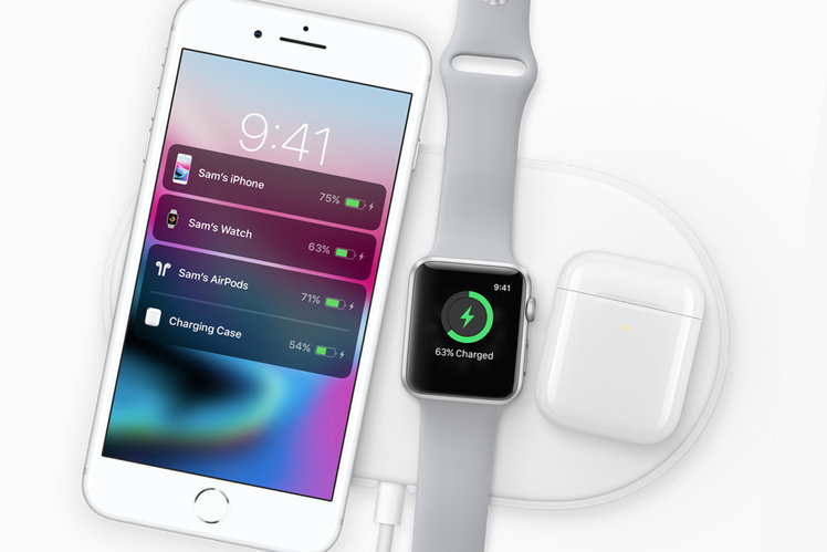best qi wireless chargers for the new apple iphone x. Black Bedroom Furniture Sets. Home Design Ideas