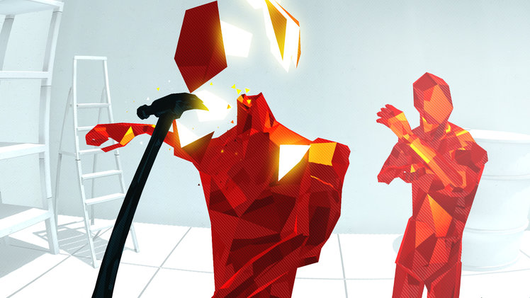 Superhot VR review: Virtual reality's most frustratingly enjoyable game
