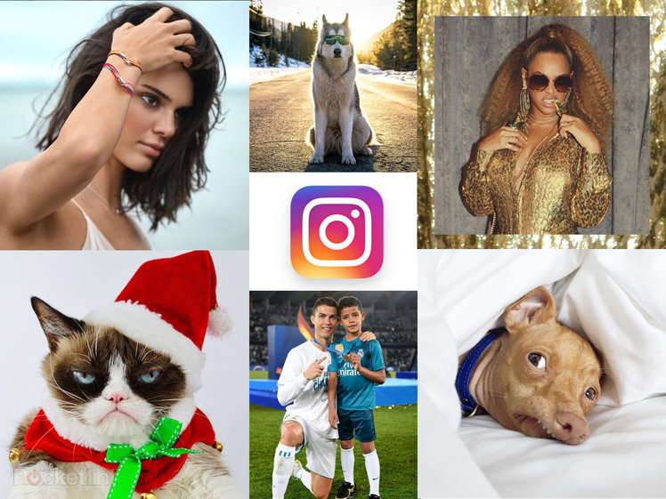 best of instagram 2017 the most liked posts and followed