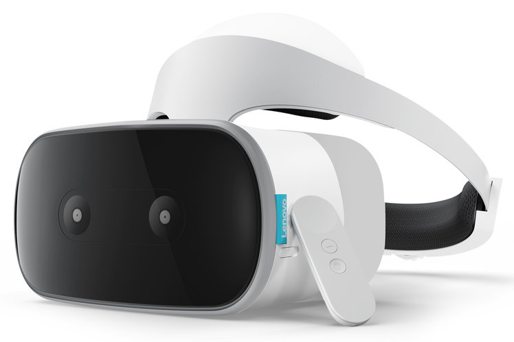Lenovo goes big on VR for CES 2018 with Mirage Solo Daydream headset and Mirage Camera