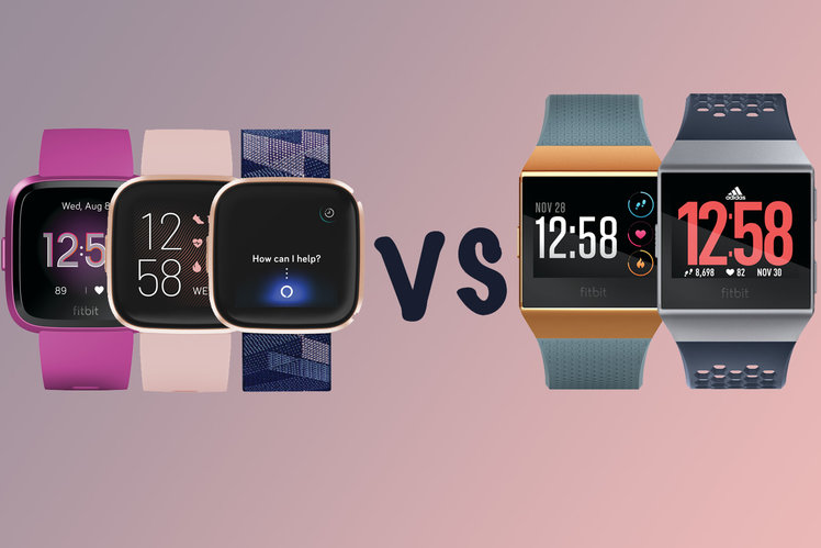 Fitbit Versa vs Fitbit Ionic: Which Fitbit smartwatch is right for you?