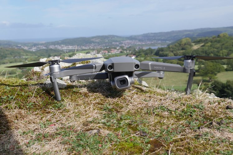 DJI Mavic 2 Pro Hasselblad review