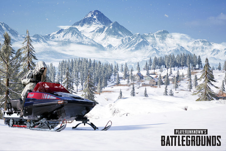 Pubg Mobile Gets The Vikendi Map But You Can T Play On It: Let It Snow: PUBG Mobile Vikendi Update Adds Snow Map